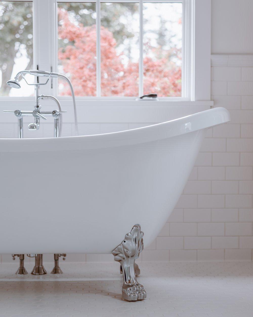 Professionel renovering af badekar